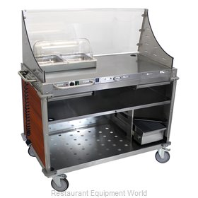 Cadco CBC-DC-L5 Serving Counter, Hot Food, Electric