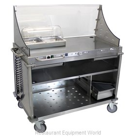 Cadco CBC-DC-LST Serving Counter, Hot Food, Electric