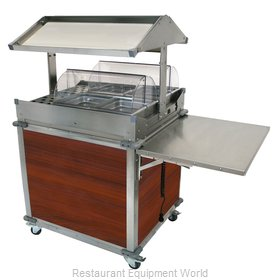 Cadco CBC-GG-2-L5 Serving Counter, Hot Food, Electric