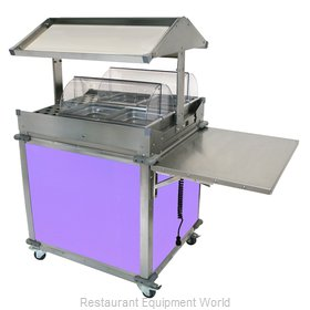 Cadco CBC-GG-2-L7 Serving Counter, Hot Food, Electric