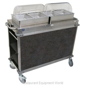 Cadco CBC-HH-L3-4 Serving Counter, Hot Food, Electric