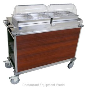 Cadco CBC-HH-L5 Serving Counter, Hot Food, Electric