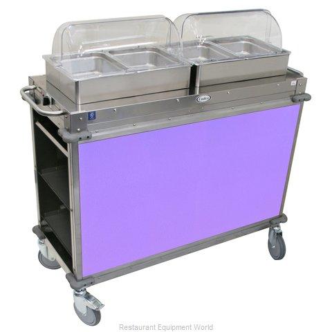 Cadco CBC-HH-L7-4 Serving Counter, Hot Food, Electric