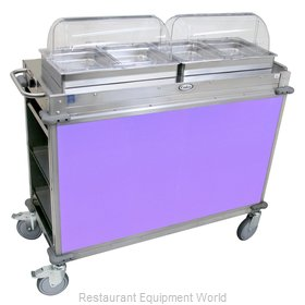Cadco CBC-HH-L7 Serving Counter, Hot Food, Electric