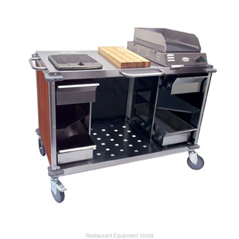 Cadco CBC-MCC-L5 Serving Counter Cooking Equipment Stand