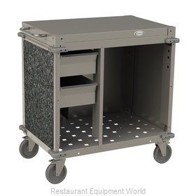 Cadco CBC-SDCX-L3 Serving Counter, Hot Food, Electric