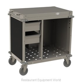 Cadco CBC-SDCX-L5 Serving Counter, Hot Food, Electric