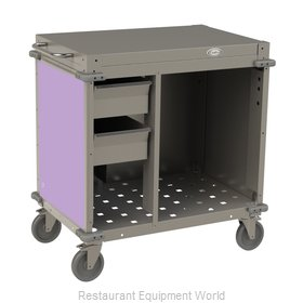 Cadco CBC-SDCX-L7 Serving Counter, Hot Food, Electric