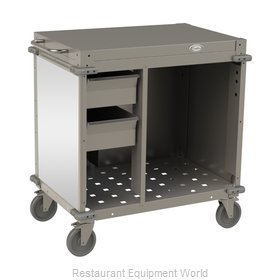 Cadco CBC-SDCX-LST Serving Counter, Hot Food, Electric