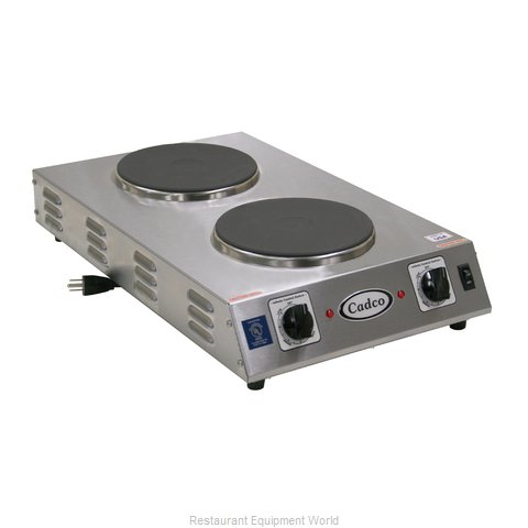 Cadco CDR-2CFB Hotplate Counter Unit Electric