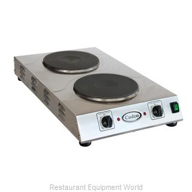 Cadco CDR-3K Hotplate, Countertop, Electric