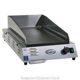 Cadco CG-5FB Griddle, Buffet, Countertop