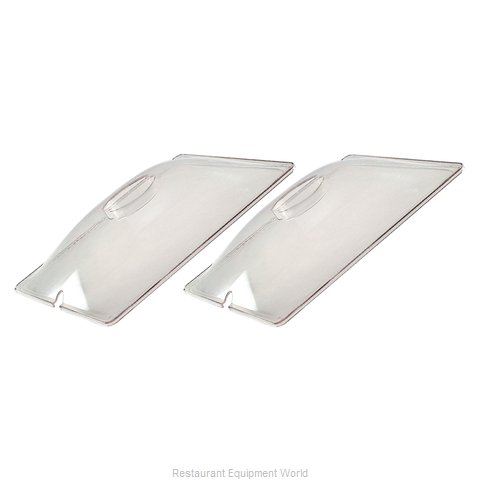 Cadco CL-2 Food Pan Cover, Plastic