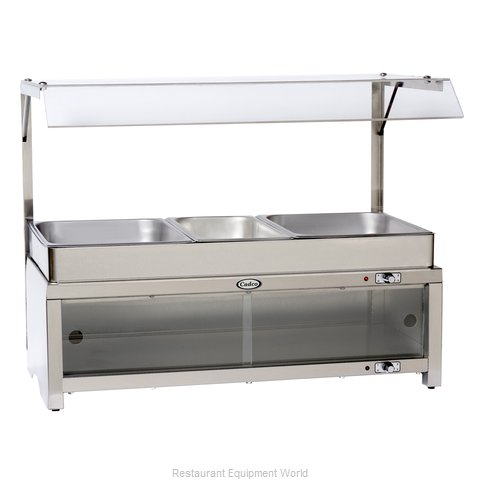 Cadco CMLB-CSG Buffet Warmer (Magnified)