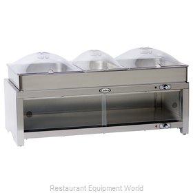 Cadco CMLB-CSLP Buffet Warmer