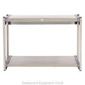 Cadco CMLW-2 Heated Shelf Food Warmer