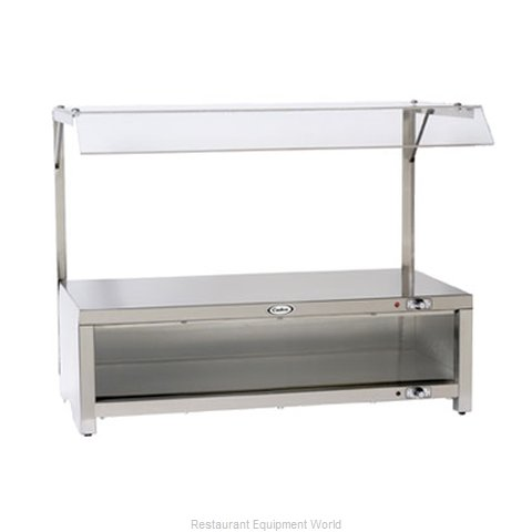 Cadco CMLW-CSG Food Warmer Display Pass-Thru