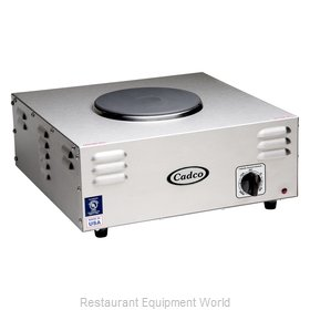 Cadco CSR-1CH Hotplate, Countertop, Electric
