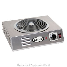 Cadco CSR-3T Hotplate, Countertop, Electric