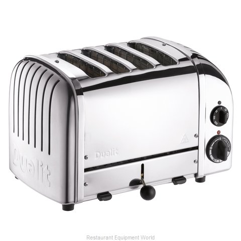 Cadco CTS-4 Mica 4 Slot Toaster Stainless Plus