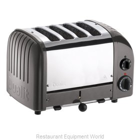 Cadco CTW-4M Toaster, Pop-Up