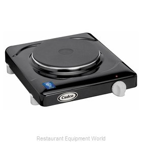 Cadco KR-1 Hotplate, Countertop, Electric