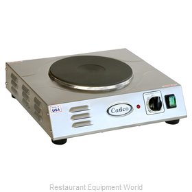 Cadco LKR-220 Hotplate, Countertop, Electric