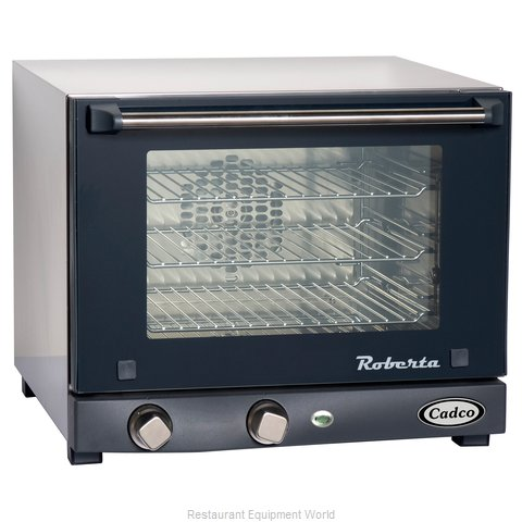 Cadco OV-003 120 Volt Manual Convection Oven