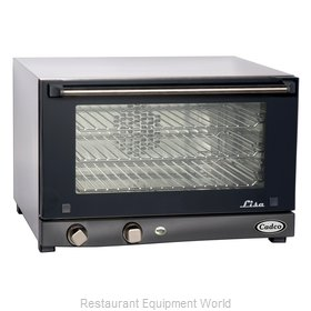 Cadco OV-013 120 Volt Manual Convection Oven