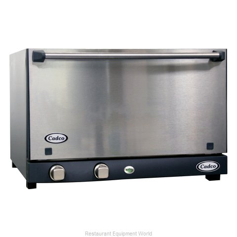 Cadco OV-013SS Oven Convection Countertop Electric (Magnified)