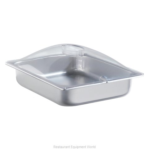 Cadco SPL-2P Half Size Steam Pan with Clear Led