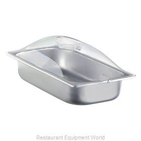 Cadco SPL-3P Steam Table Pan, Stainless Steel