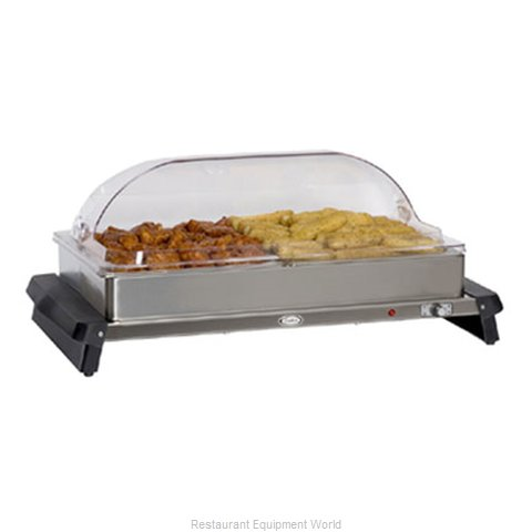 Cadco WTBS-2RT Buffet Warmer (Magnified)