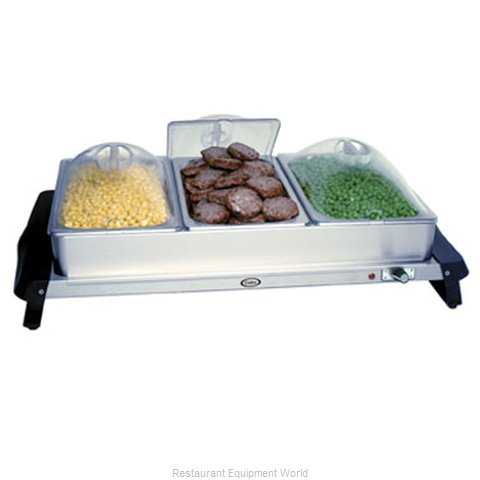 Cadco WTBS-3P Buffet Server