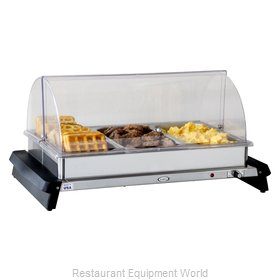 Cadco WTBS-3RT Buffet Warmer