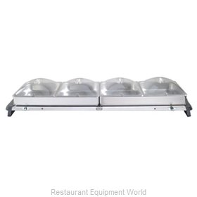 Cadco WTBS-4P Buffet Server