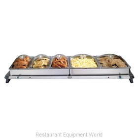 Cadco WTBS-5P Buffet Server