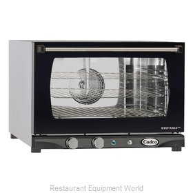 Cadco XAF-113 Convection Oven, Electric