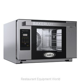 Cadco XAFT-03HS-GD Convection Oven, Electric