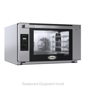 Cadco XAFT-04FS-LD Convection Oven, Electric