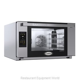 Cadco XAFT-04FS-TD Convection Oven, Electric