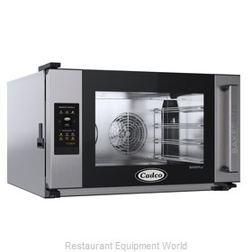 Cadco XAFT-04FS-TR Convection Oven, Electric