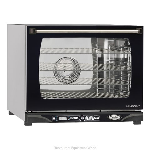 Cadco XAFT-130 Convection Oven, Electric