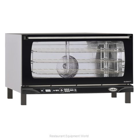Cadco XAFT-188 Convection Oven, Electric