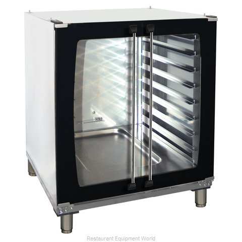 Cadco XALT195 Equipment Stand, Oven (Magnified)