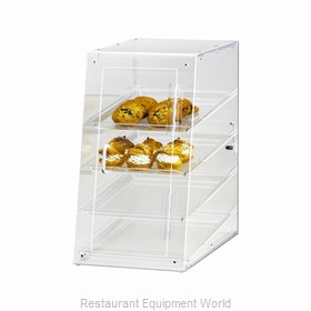 Cal-Mil Plastics 1012 Display Case, Pastry, Countertop (Clear)