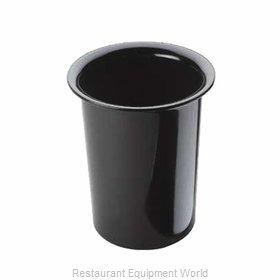 Cal-Mil Plastics 1017-13 Flatware Cylinder