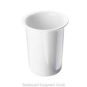 Cal-Mil Plastics 1017-15 Flatware Cylinder