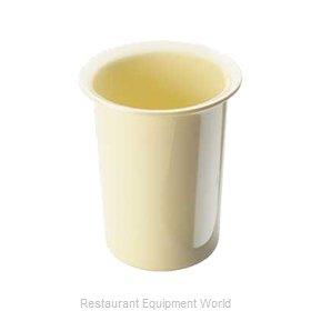 Cal-Mil Plastics 1017-61 Flatware Cylinder