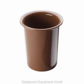 Cal-Mil Plastics 1017-62 Flatware Cylinder